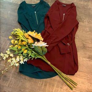 Bundle of 2 Express Portofino Dresses